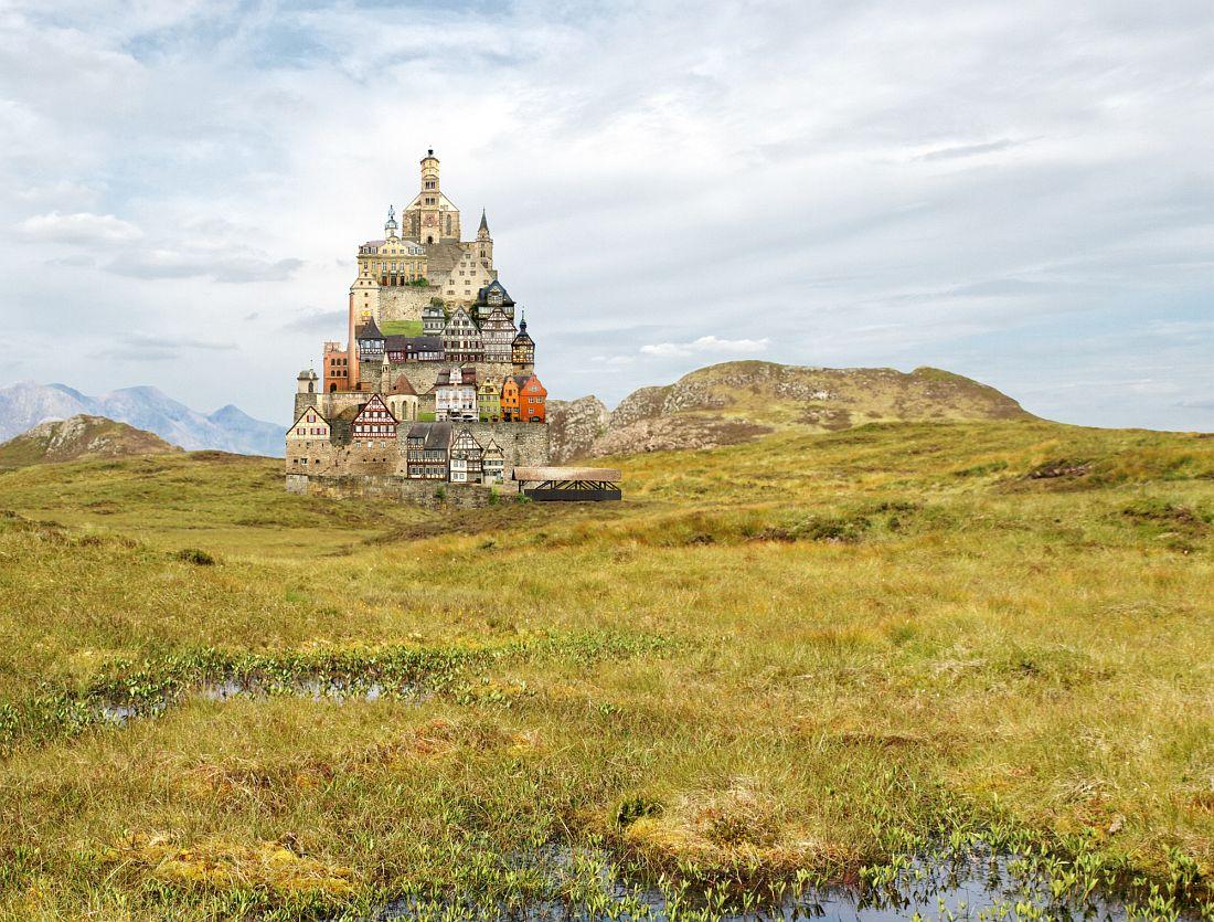 Matthias Jung: Surreale Architecture
