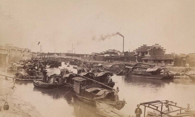 Historic photos of China (1889-1891)