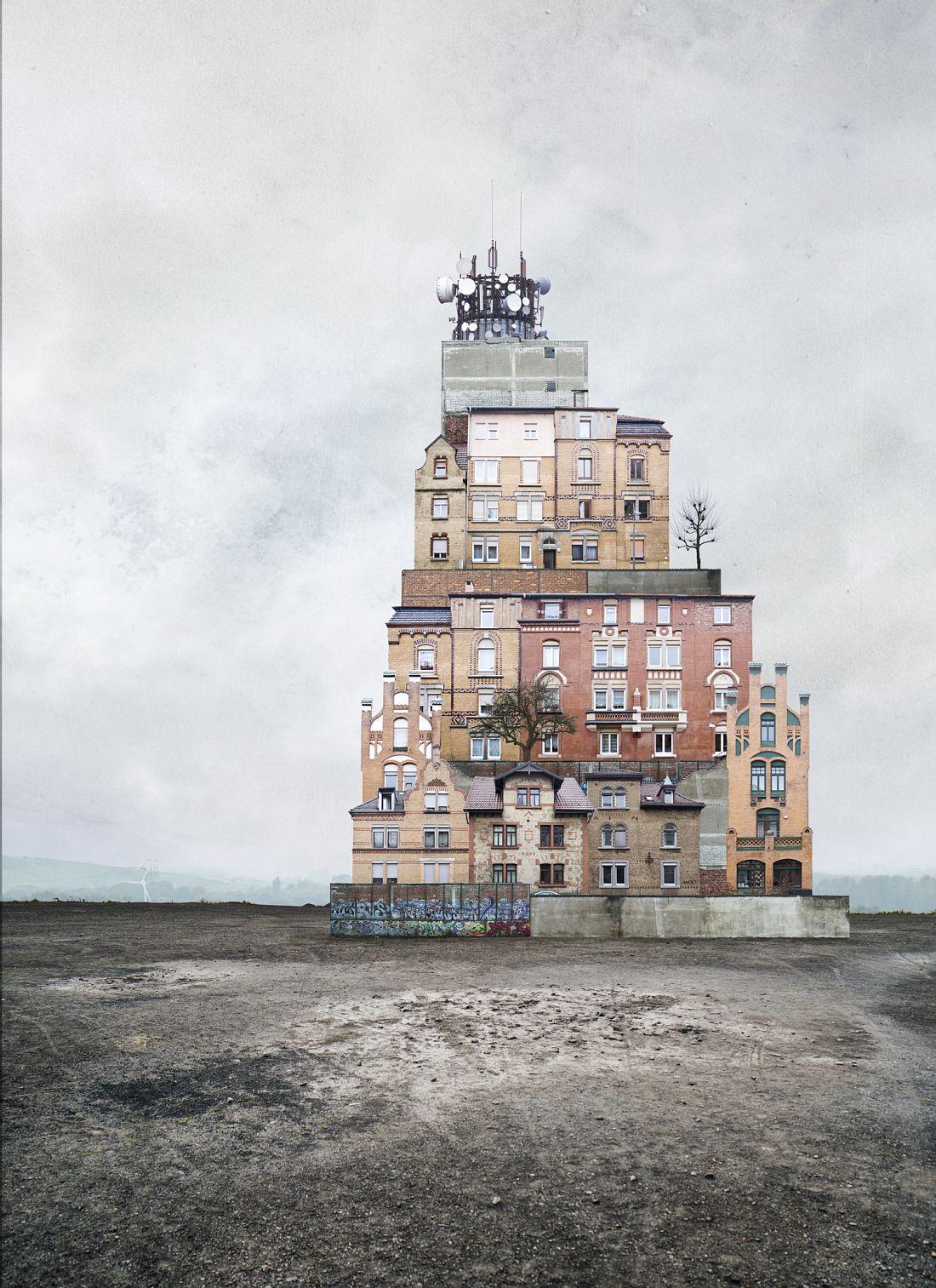 Matthias Jung: Surreale Architecture Ostheim