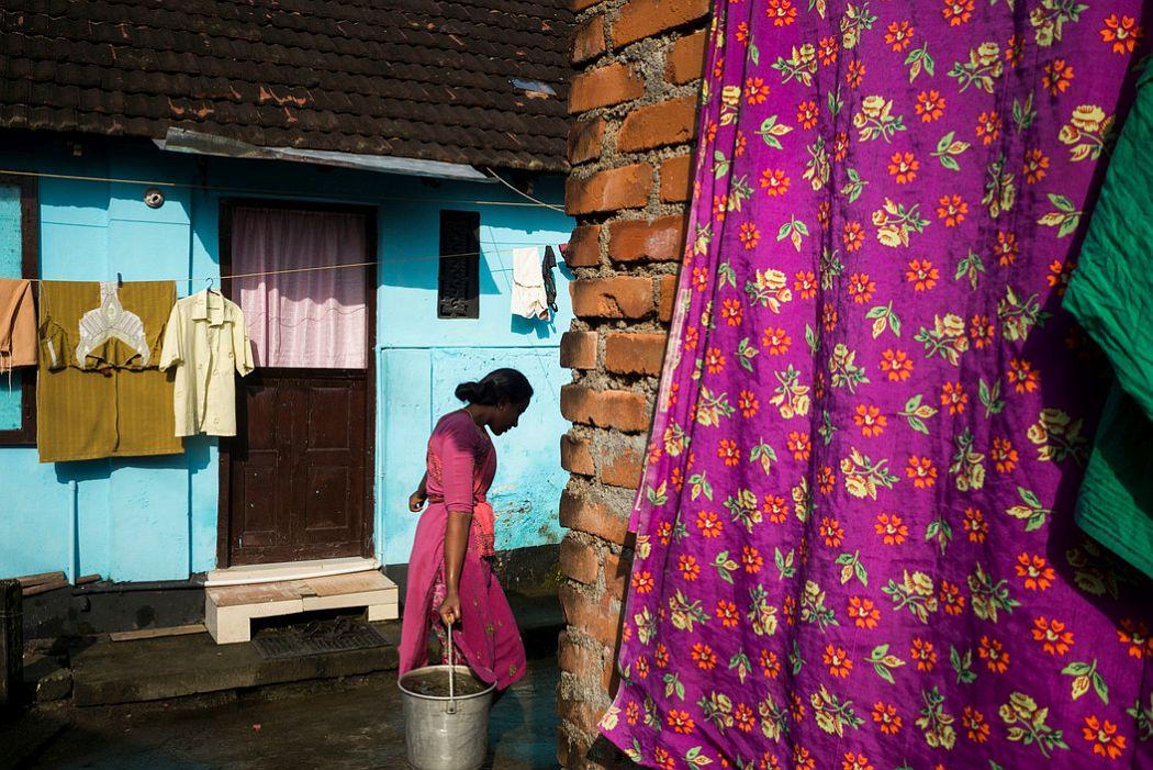 INDIA. Fort Kochi. 2014.