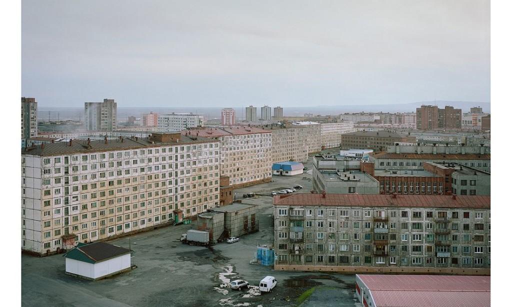 Alexander Gronsky: Norilsk