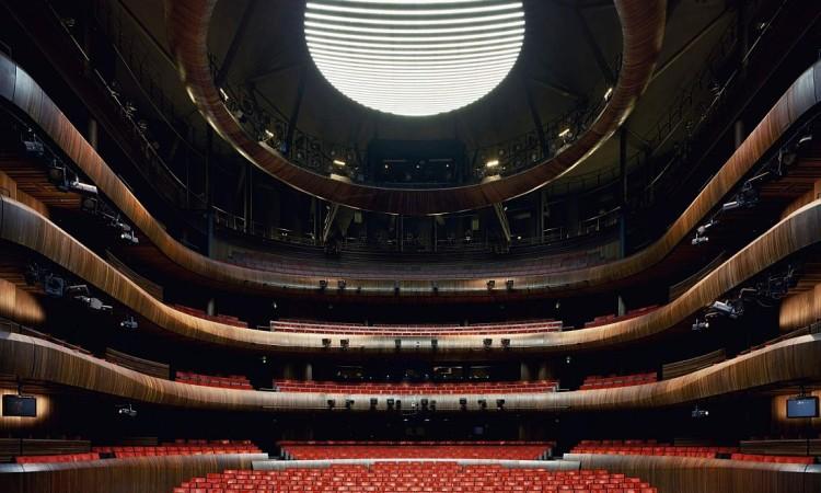 David Leventi: Opera Houses