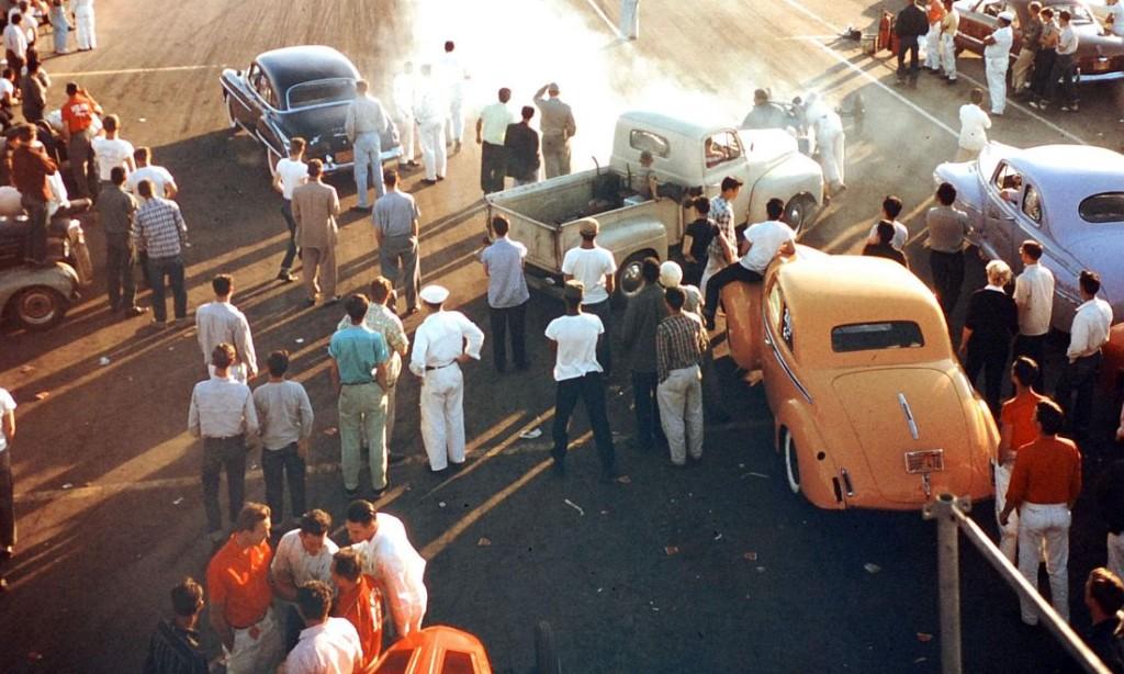 Drag Racers (1950s)