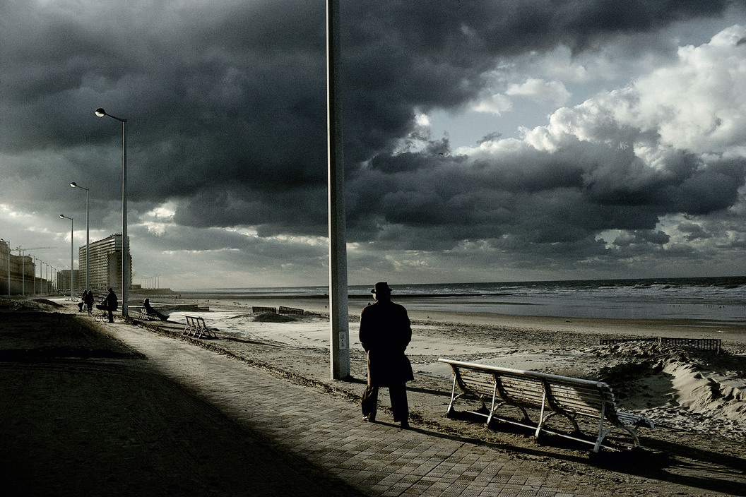 BELGIUM. Town of Ostende. 1988.