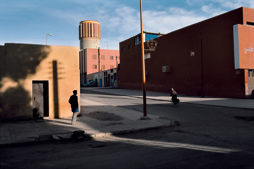 MOROCCO. Ouarzazate. 1986.