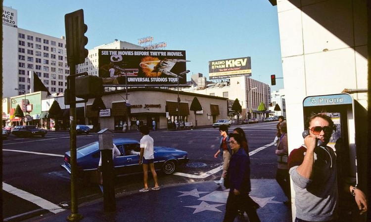 Hollywood Streets (1979-1983)