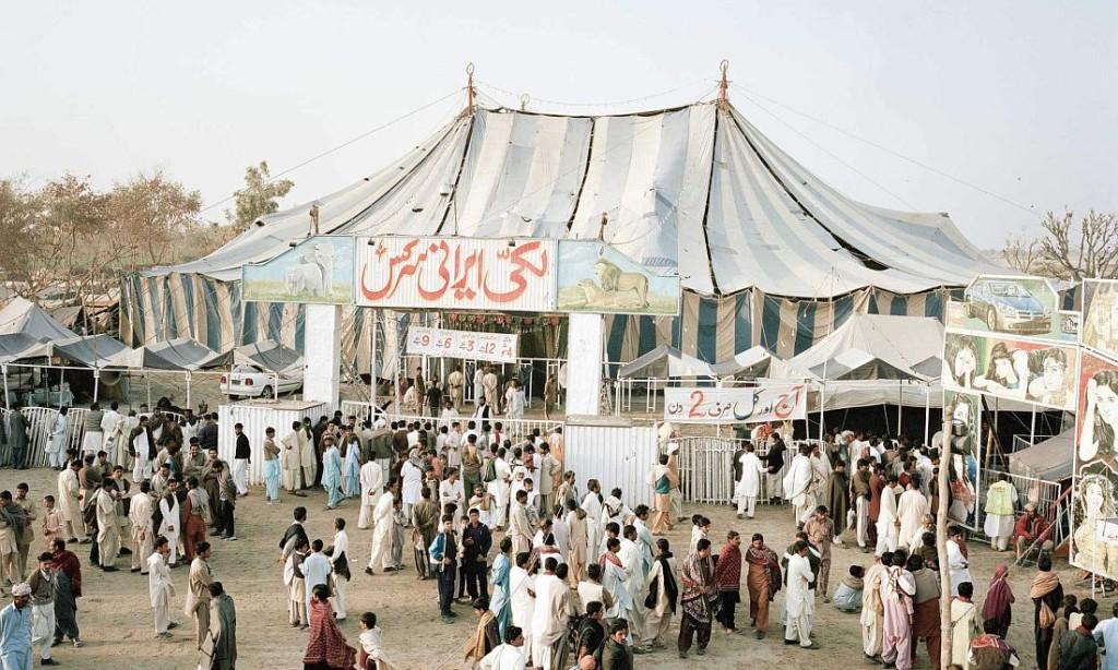 Lukas Berger: Circus
