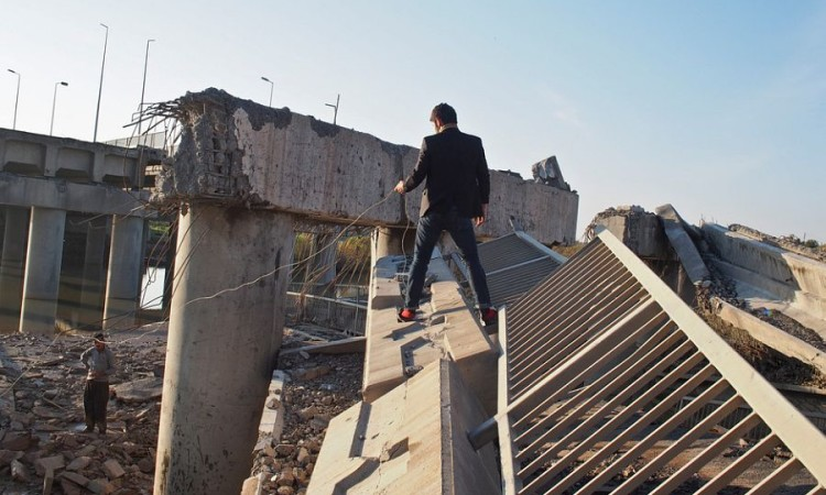 Moises Saman: Kurdish Fight Against ISIL