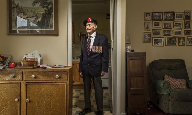 Sasha Maslov: Veterans