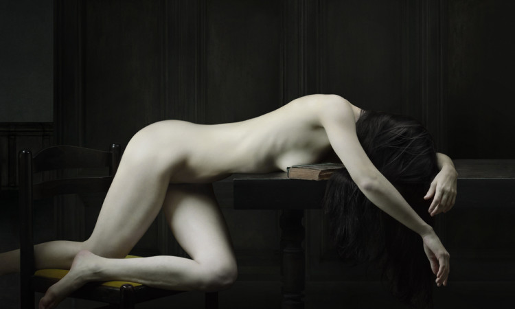 Interview with Nude photographer Olivier Valsecchi