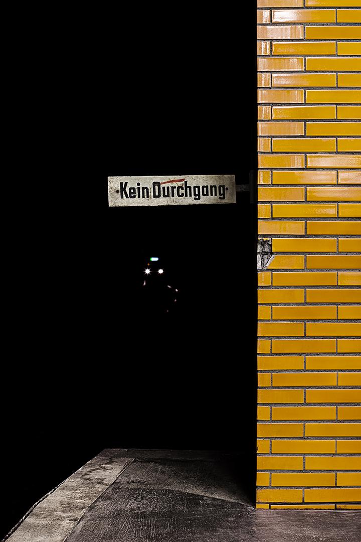 patrick-kauffmann-berlin-underground-Kein Durchgang