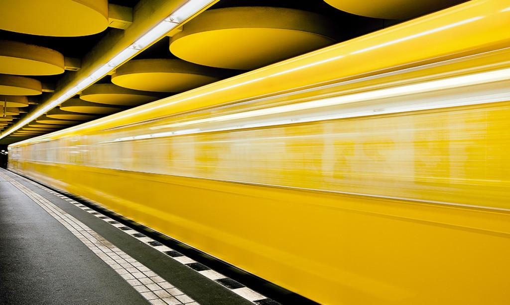 Patrick Kauffmann: Berlin Underground