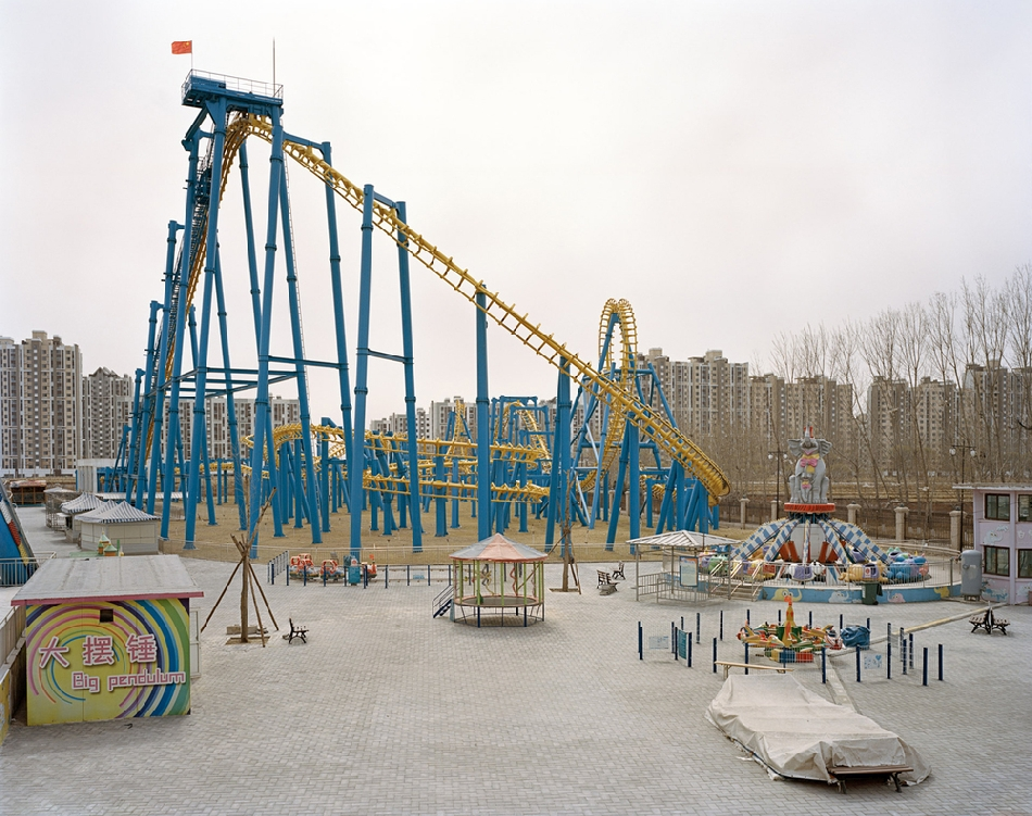Stefano Cerio: Chinese Fun, Xiedao Holiday Village-Pechino