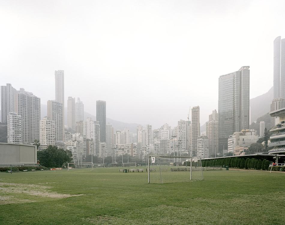 Stefano Cerio: Chinese Fun, Happy Valley Hong Kong