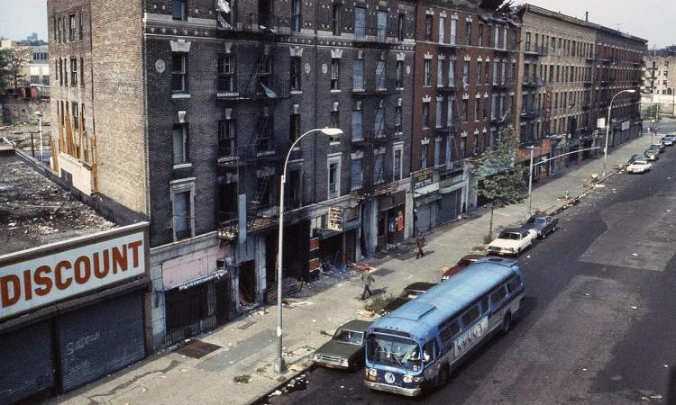 Dark side of New York City (1970s)