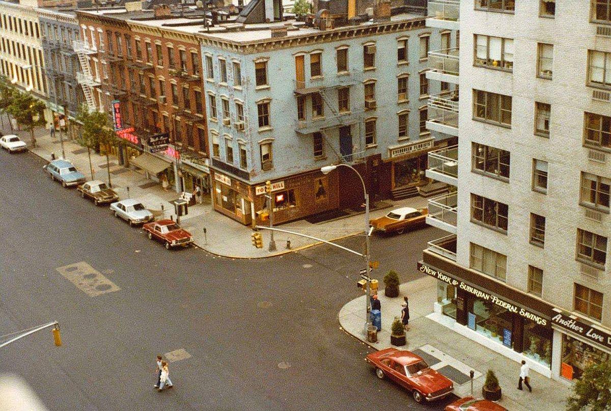 Dark Side Of New York City 1970s Photogrvphy