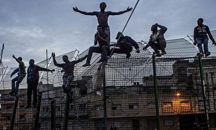 Sergi Cámara: The Wall of Europe