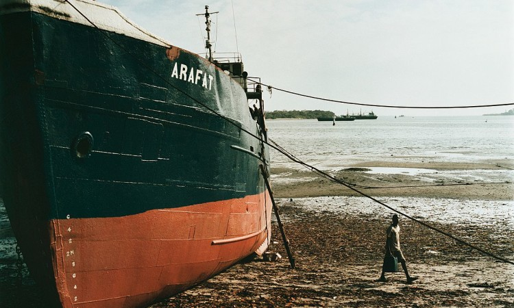 Guillaume Bonn: The Mosquito Coast. Travels from Maputo to Mogadishu