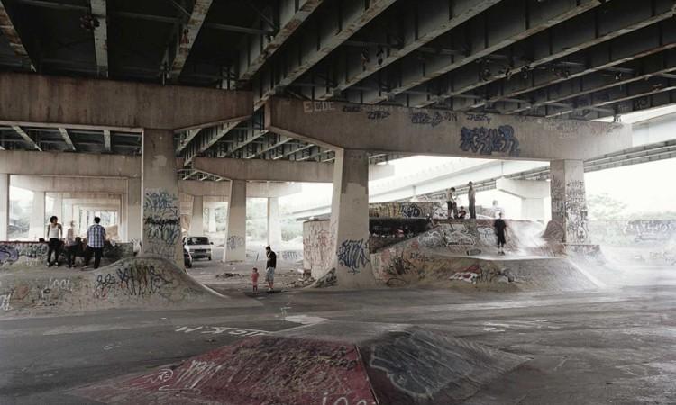 Richard Gilligan: DIY/Underground Skateparks
