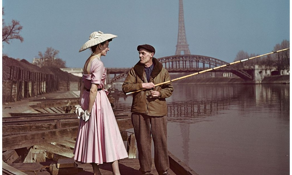 Robert Capa: Capa in Color