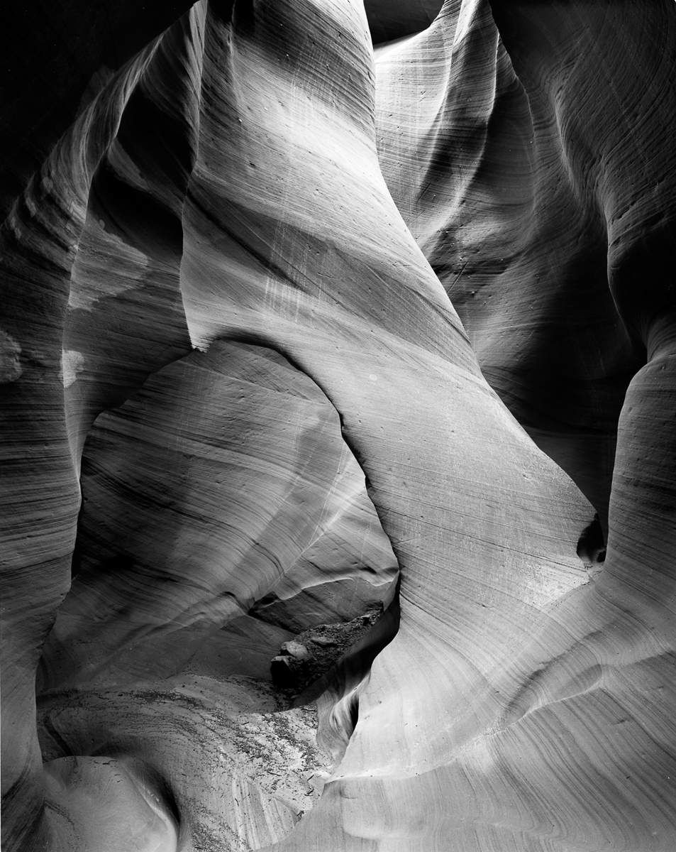 Arch, Lower Antelope Canyon, Arizona