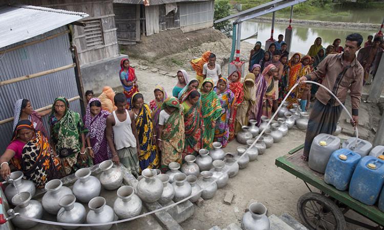 Probal Rashid: Climate Crisis in Bangladesh