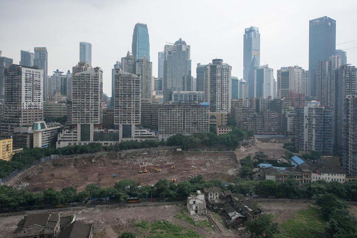 Chongqing - Ultimate Urban Jungle © Raphael Olivier