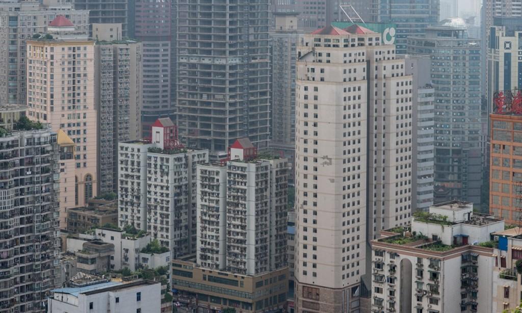 Raphael Olivier: Chongqing – Ultimate Urban Jungle
