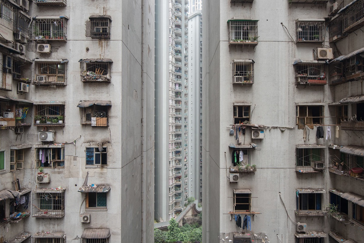 Chongqing - Ultimate Urban Jungle © Raphael Olivier