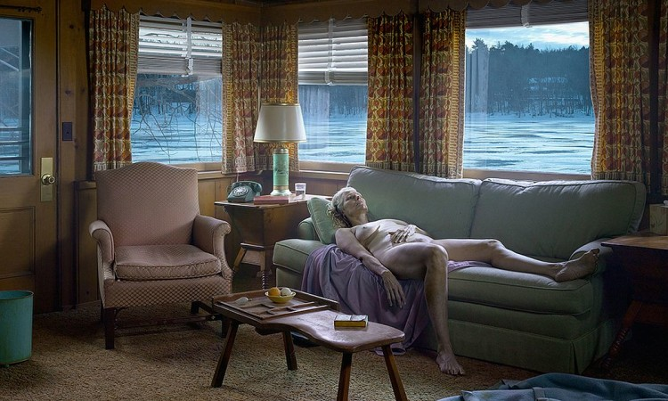 Gregory Crewdson: Cathedral of Pines