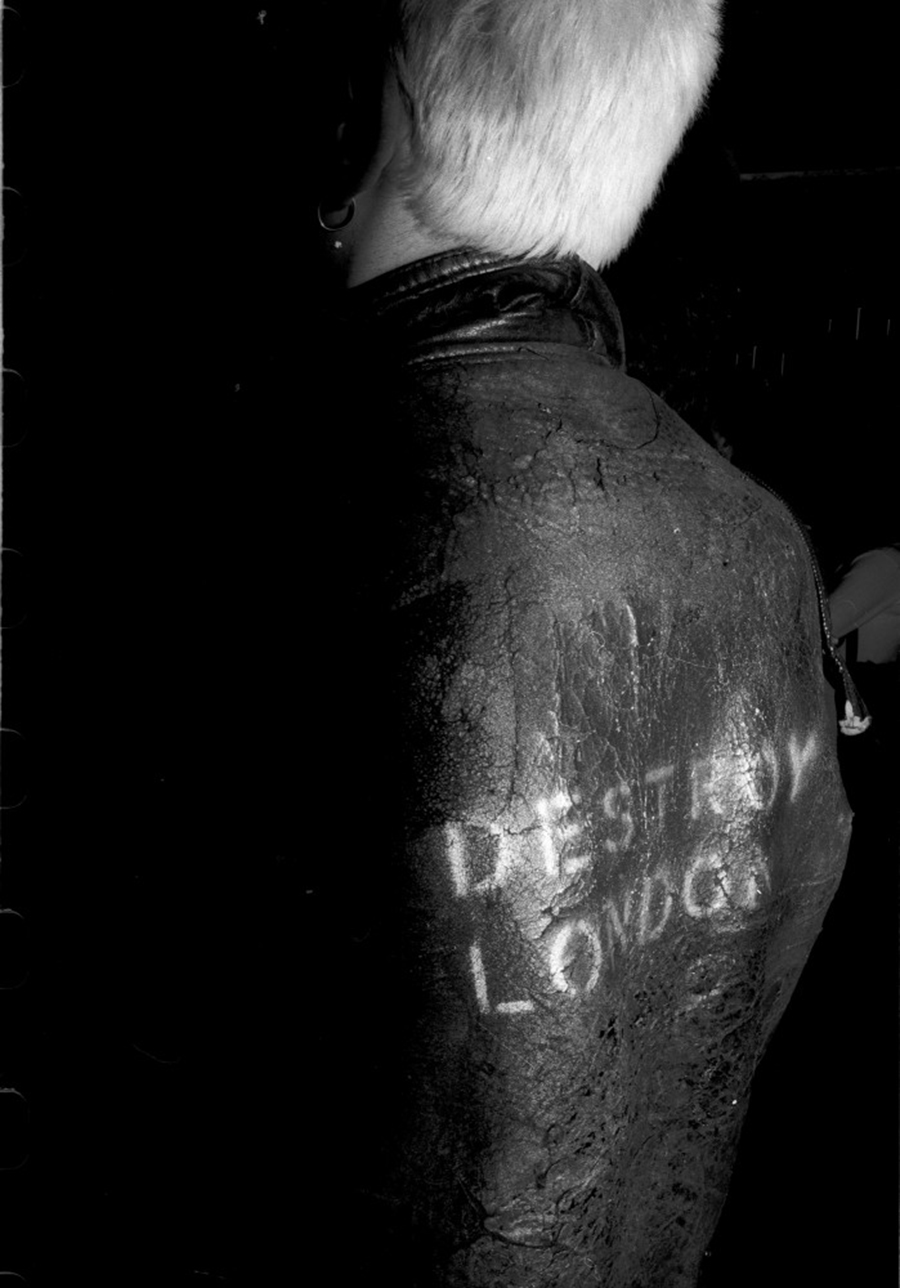 Punks © Karen Knorr & Olivier Richon