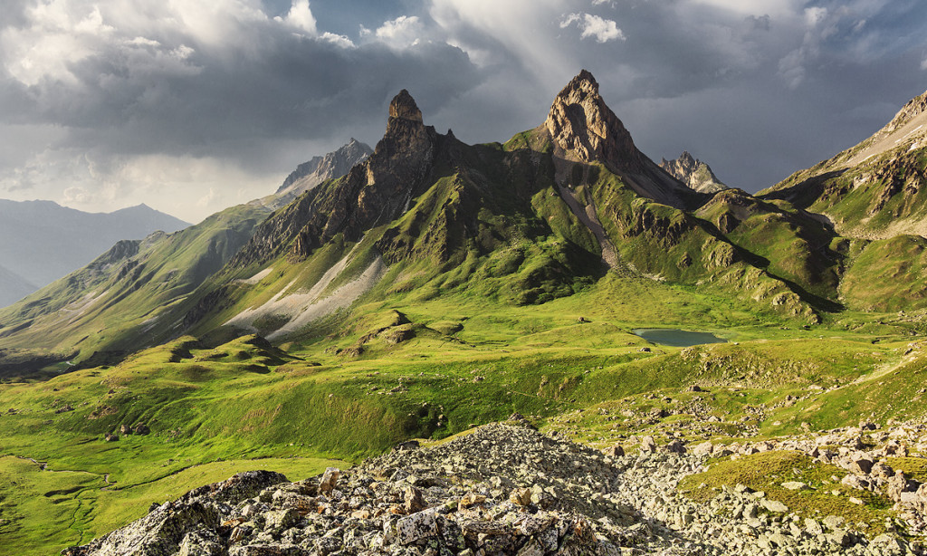 Lukas Furlan: French Alps