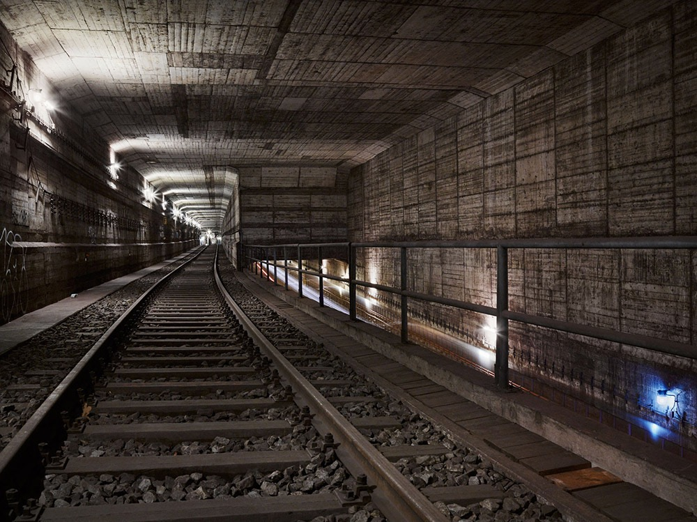 Underground Landscapes © Timo Stammberger