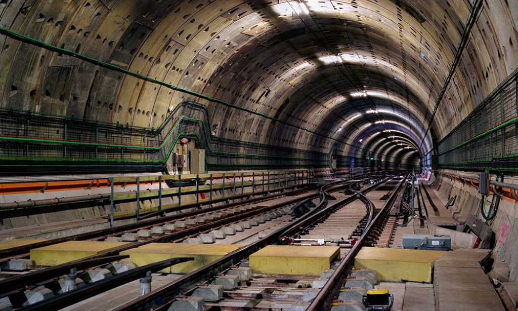 Timo Stammberger: Underground Landscapes
