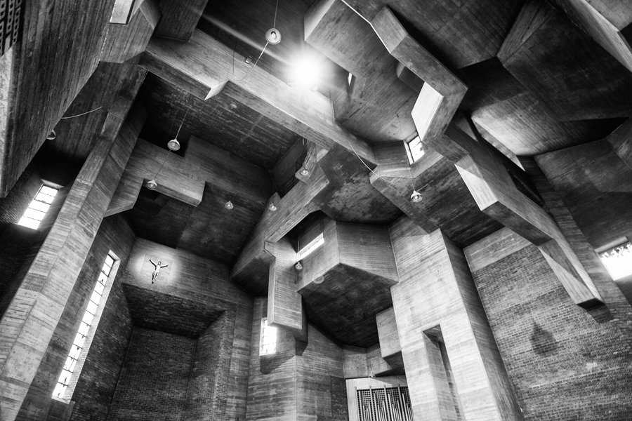 International Architectural Photographer of the Year 2015 - A. Tamboly (Germany): Architecture of Doom (Architecture: Interior, 1st Place, Professional)