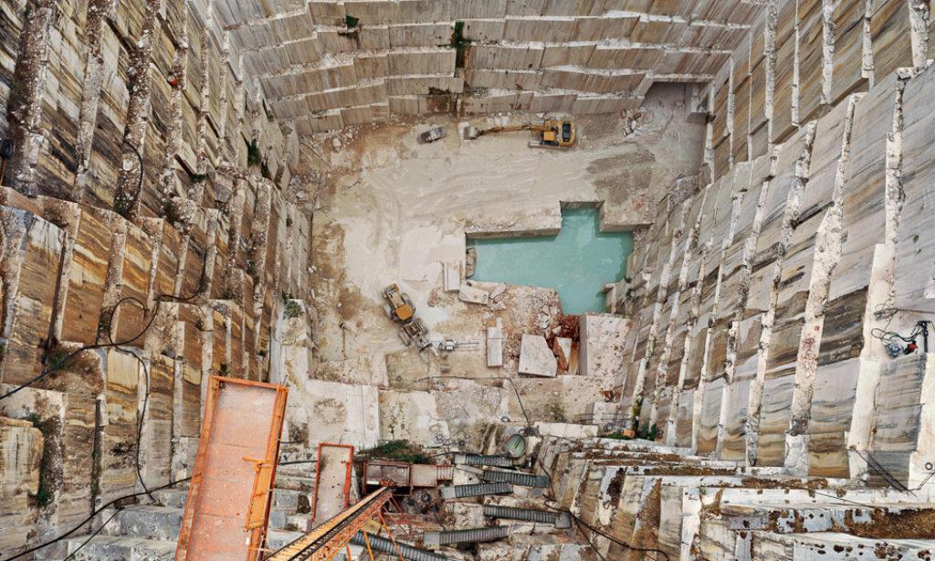 Edward Burtynsky: Quarries All Over the World
