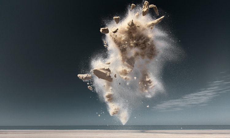 Claire Droppert: Sand Creatures