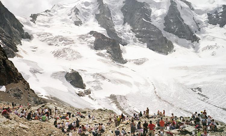 Matthieu Gafsou: Swiss Alps in Summertime