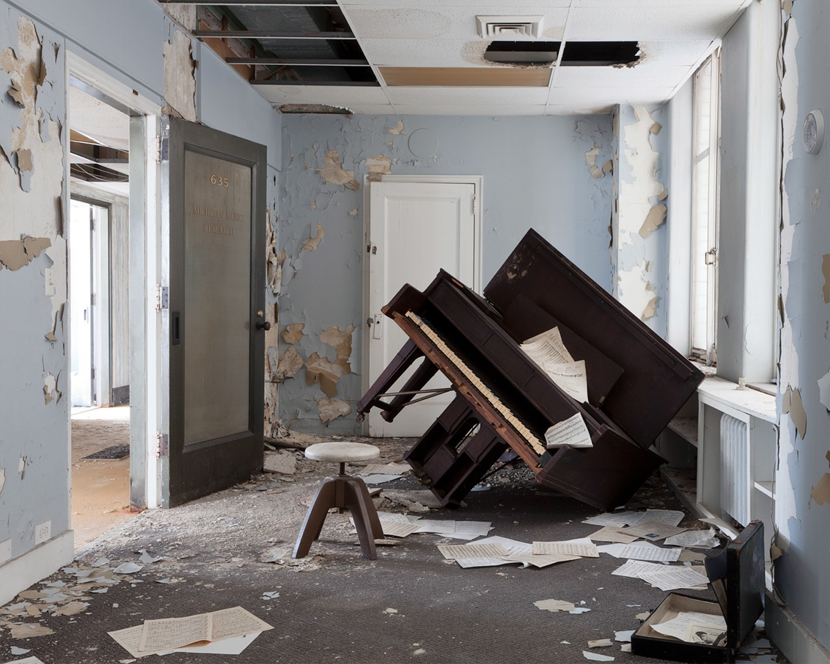 Detroit © Jennifer Garza-Cuen