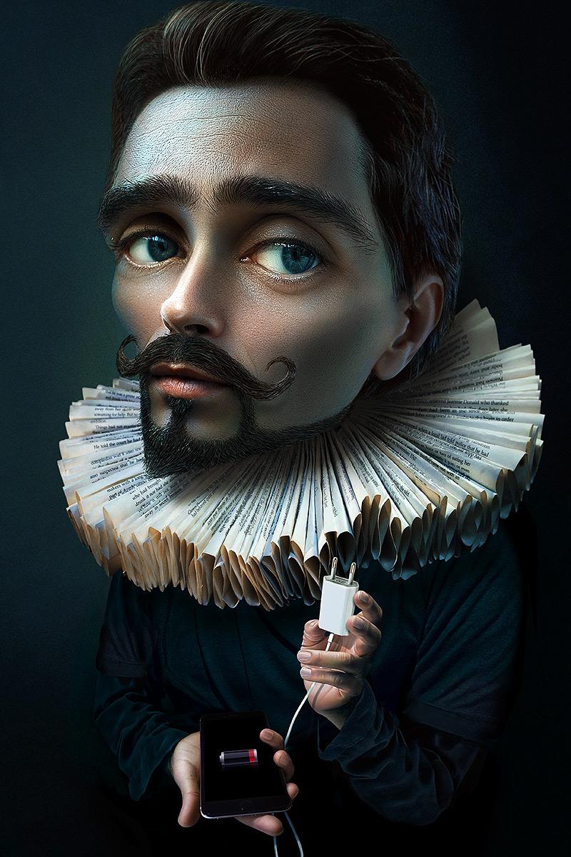 Portraituning © Alexei Sovertkov