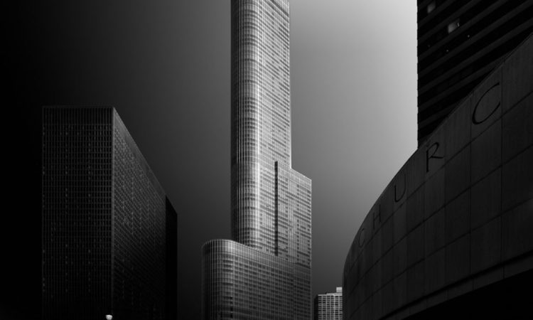Dennis Ramos: Architecture in Black and White