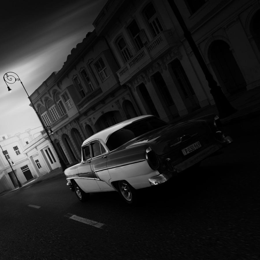 Puesta Del Sol by Patrick Ems