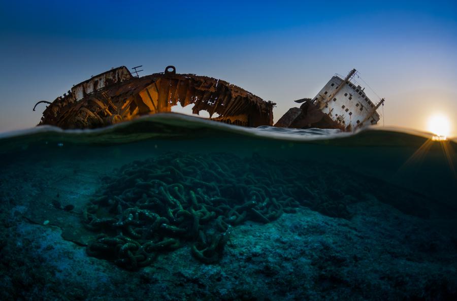 Seascape - Amateur - 1st Place - Csaba Tokolyi