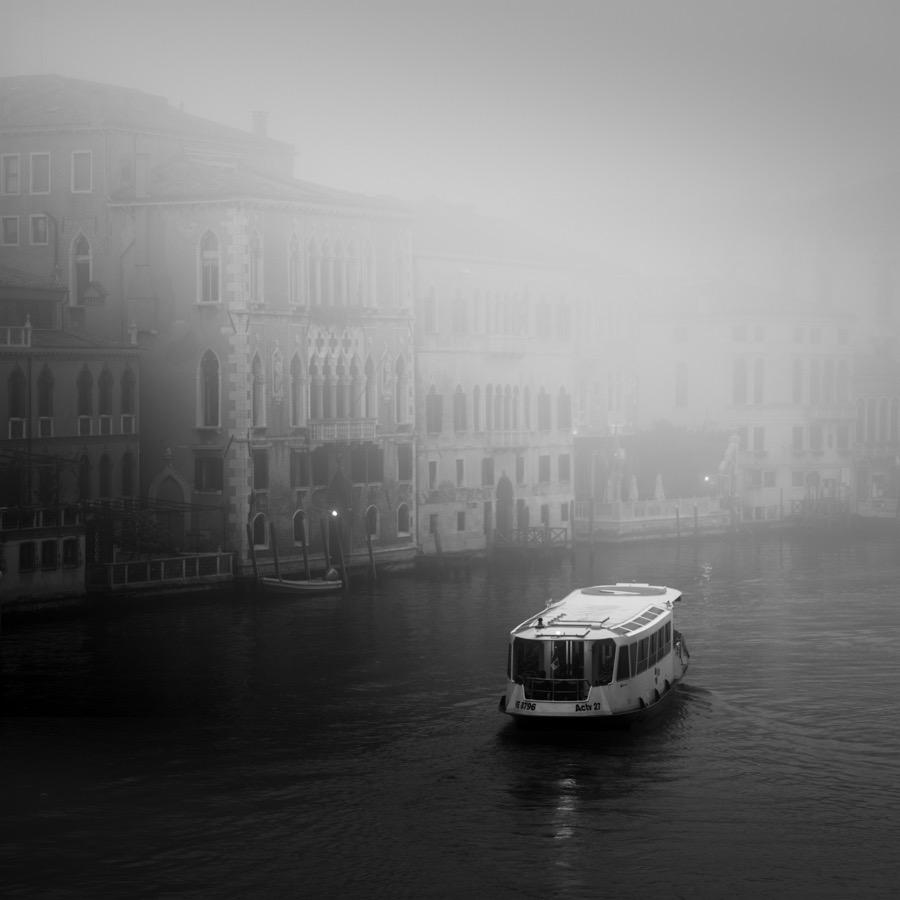 Vaporetto by Mattia Zaldini
