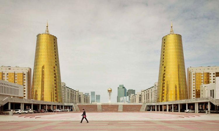 Frank Herfort: Imperial Pomp – Post Soviet High-Rise