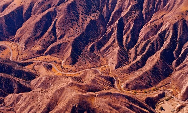 Sylvan Adams: Aerial Landscapes