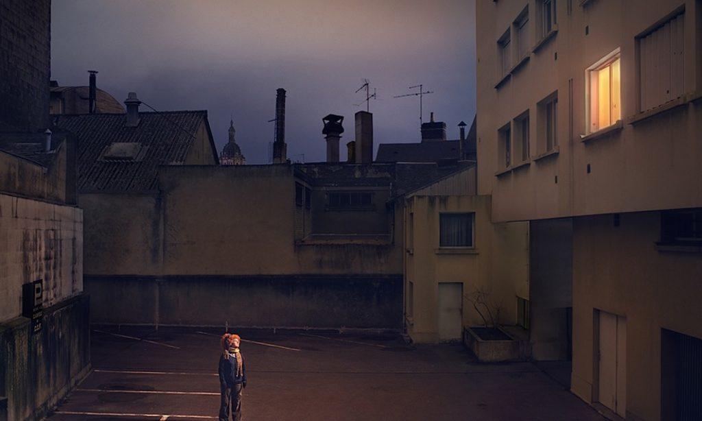 Benoit Paillé: UnderNight