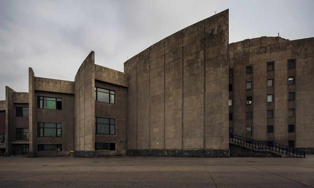 Raphael Olivier: North Korea Vintage Architecture