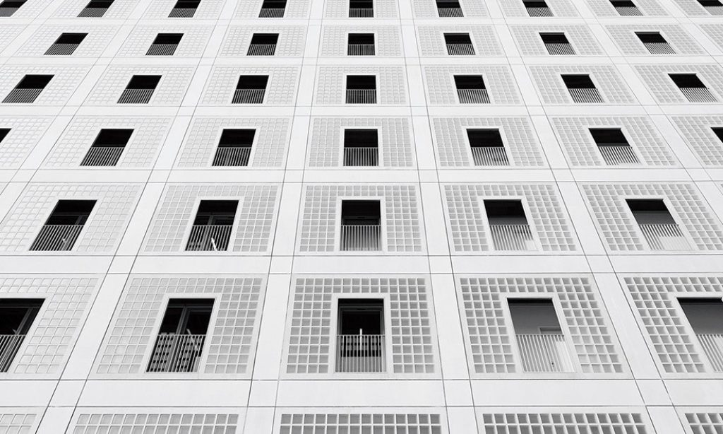 Kevin Krautgartner: Black and White Architecture Photography