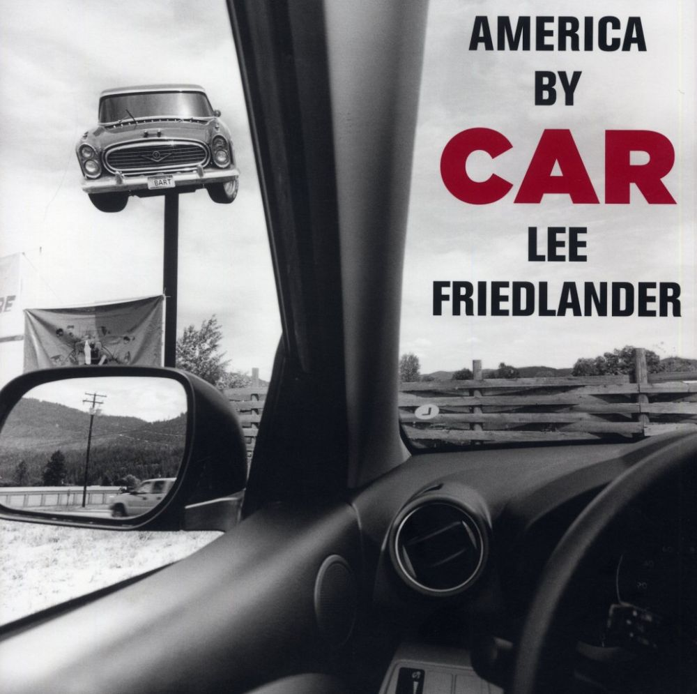 America by Car © Lee Friedlander